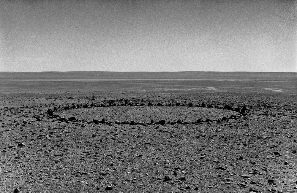GOBI DESERT CIRCLE Mongolie 1996